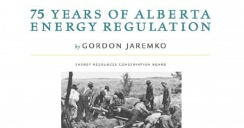 75YRS OF ALBERTA ENERGY REGULATION