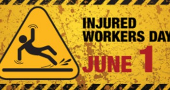 INJURED WORKERS DAY JUNE 1