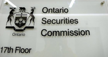 OSC SIGN ON WALL