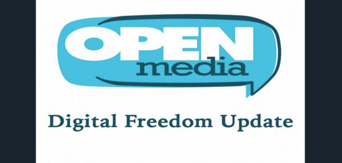 CRTC - Open Media
